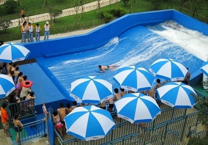 如何选购室内儿童水上乐园设备